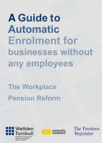 A Guide To Automatic Enrolment For Businesses Without Any Employees