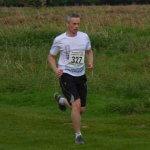 Antony running