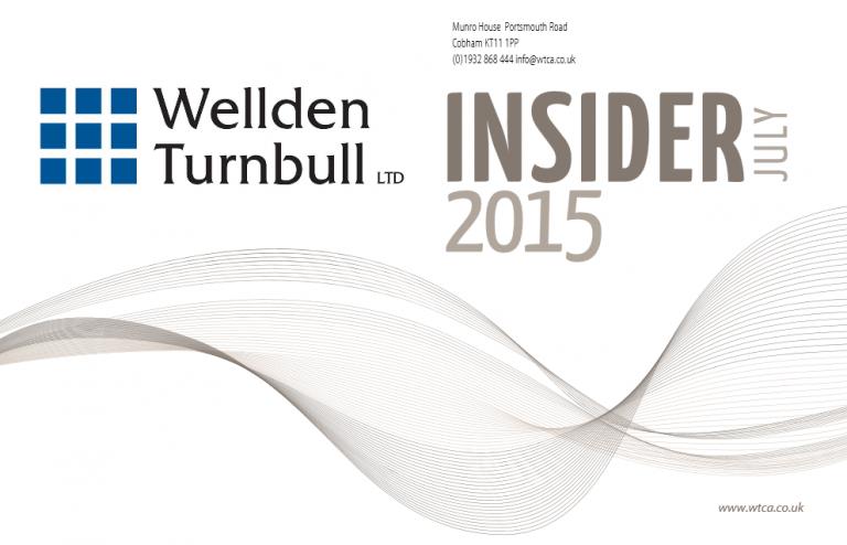 Wellden Turnbull Accounting, Audit Newsletter